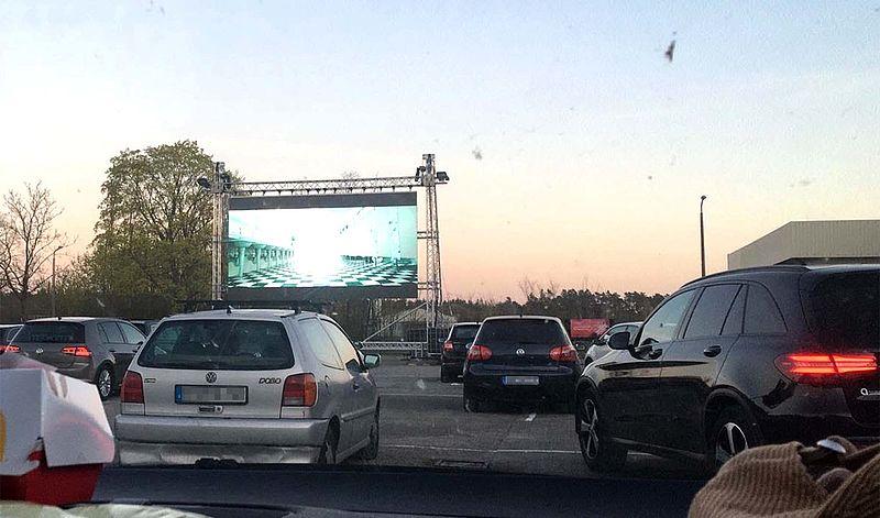 Autokino Wismar Programm