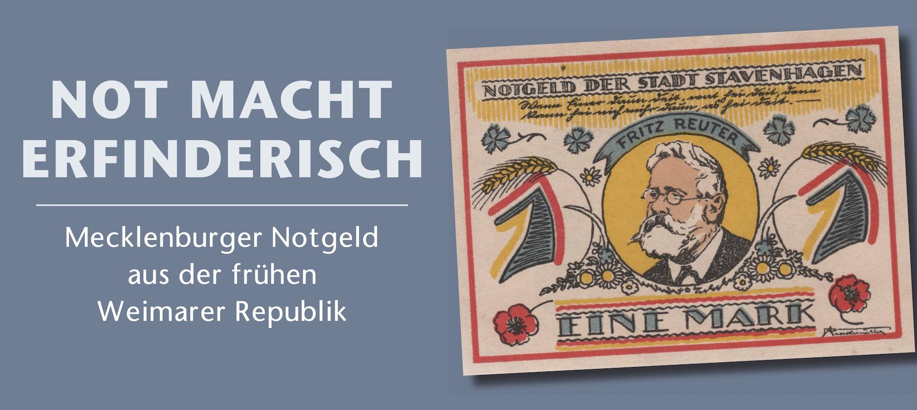 Stiftung Mecklenburg © Stiftung Mecklenburg