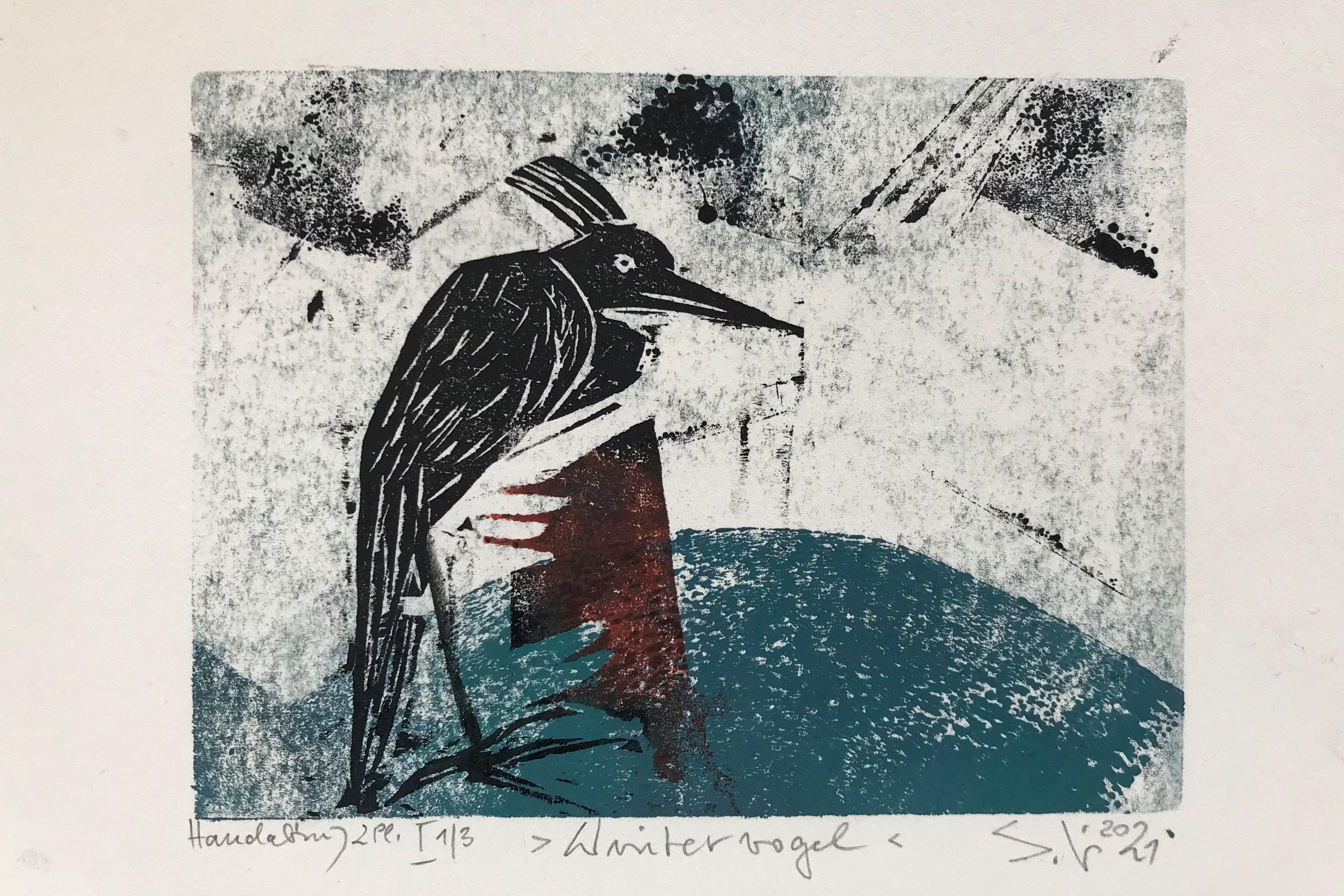 Wintervogel © Grafik Nord 08