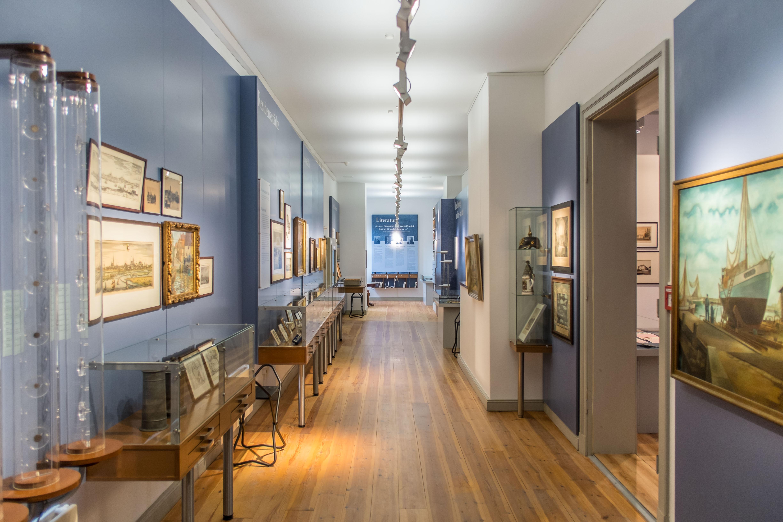 Blick in die Ausstellungsräume © Foto Gerald Freyer