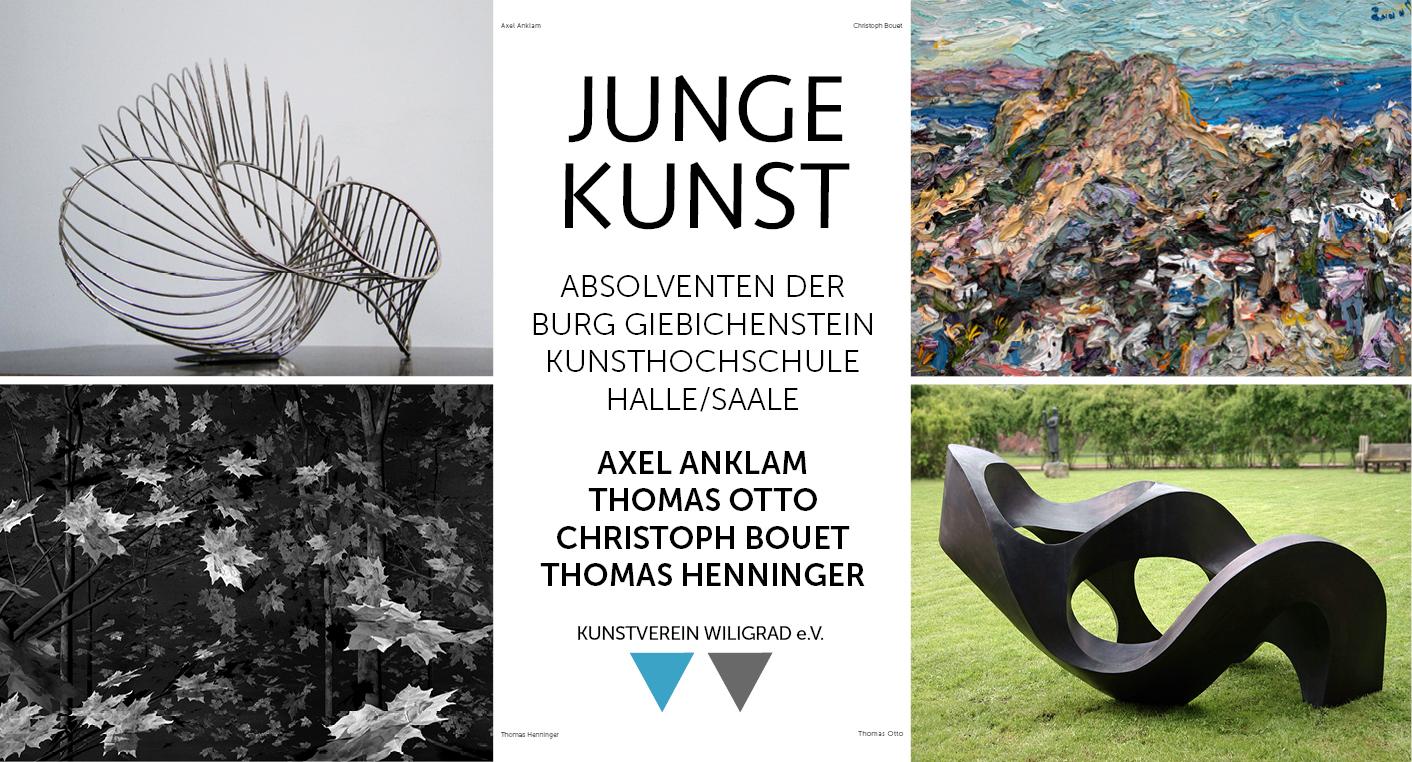Junge Kunst © Kunstverein Wiligrad e.V.