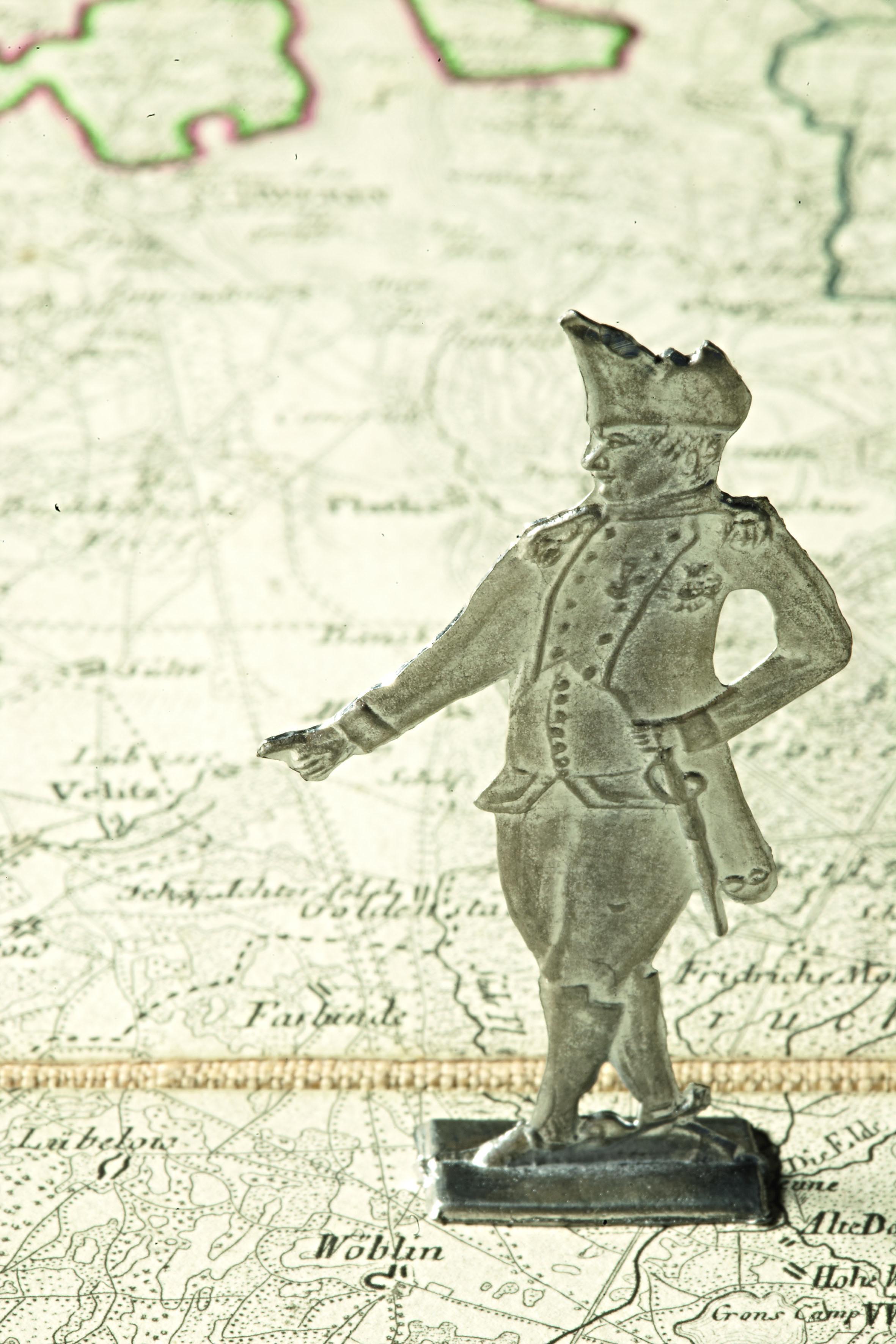 Die Fabelhafte Welt der Zinnfiguren © Freilichtmuseum Schwerin-Muess