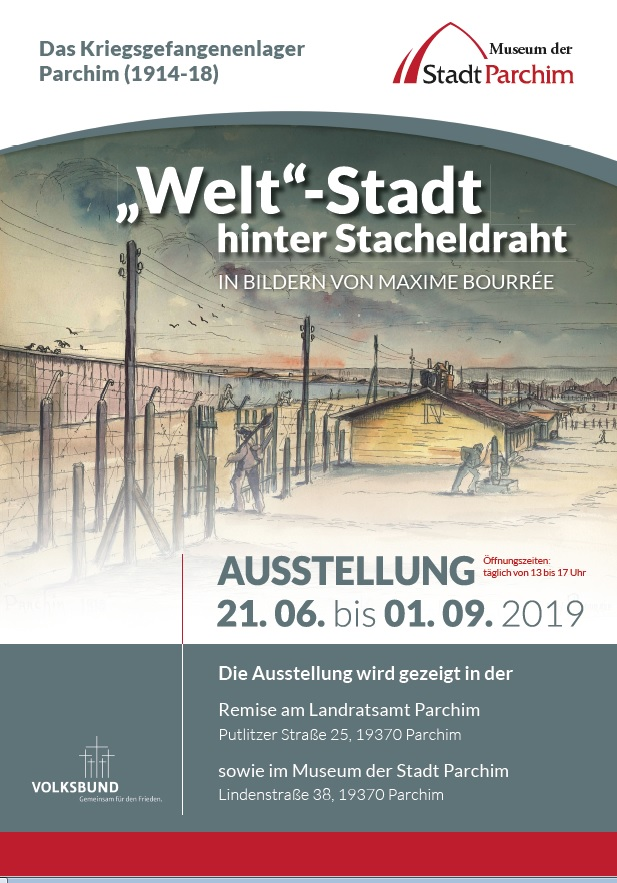 Plakat © Stadt Parchim