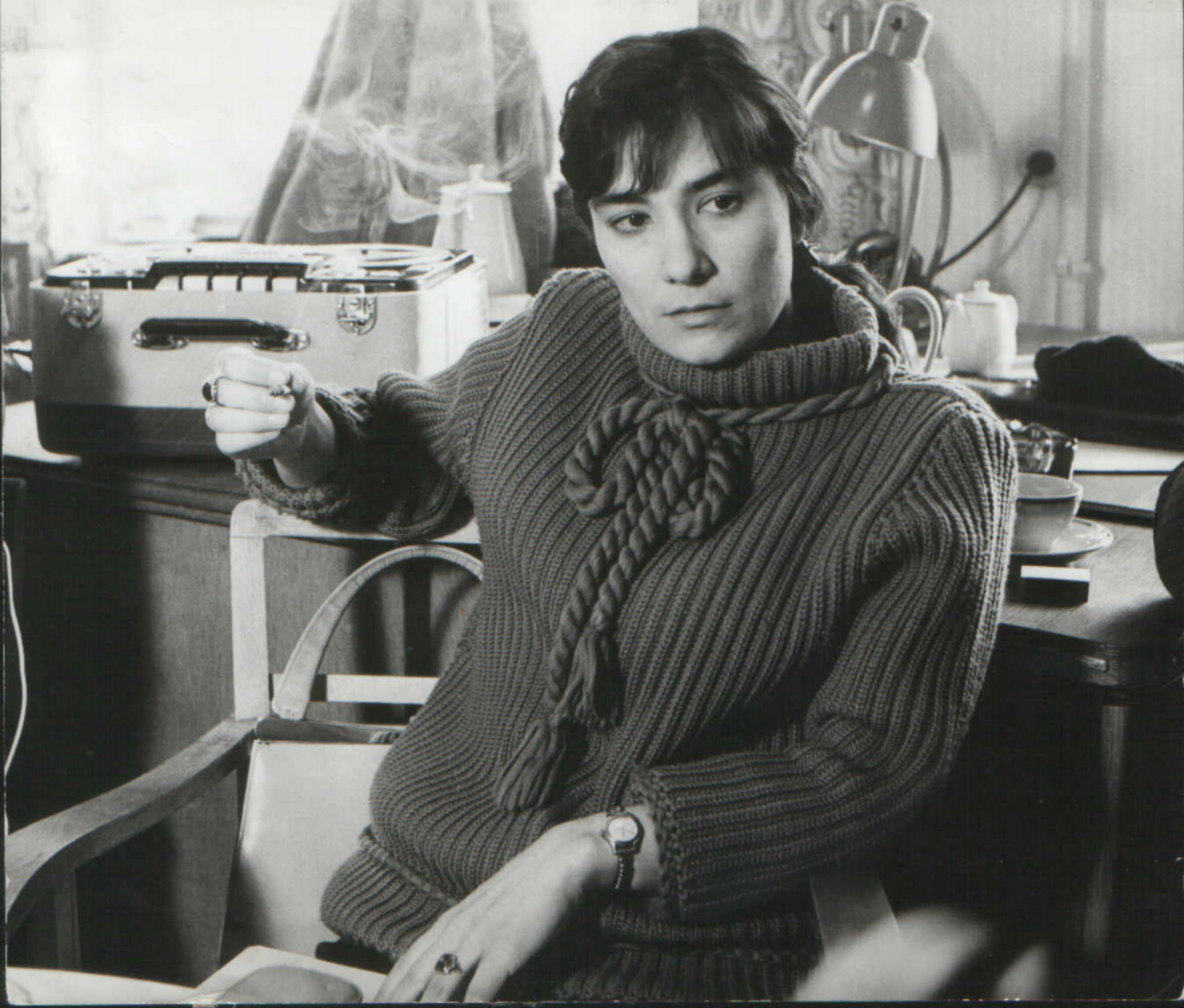 Brigitte Reimann im Jahr 1962 © Foto: Goguel, © Literaturzentrum Neubrandenburg