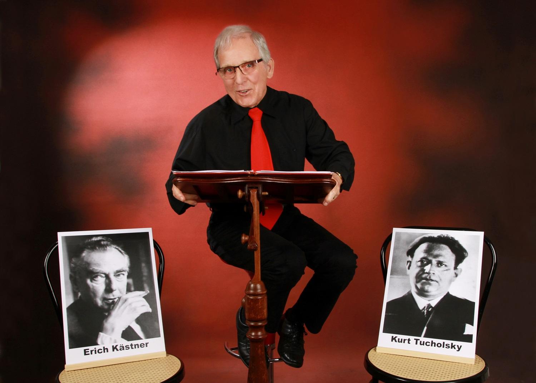 Kästner & Tucholsky   – zwischen den Stühlen –