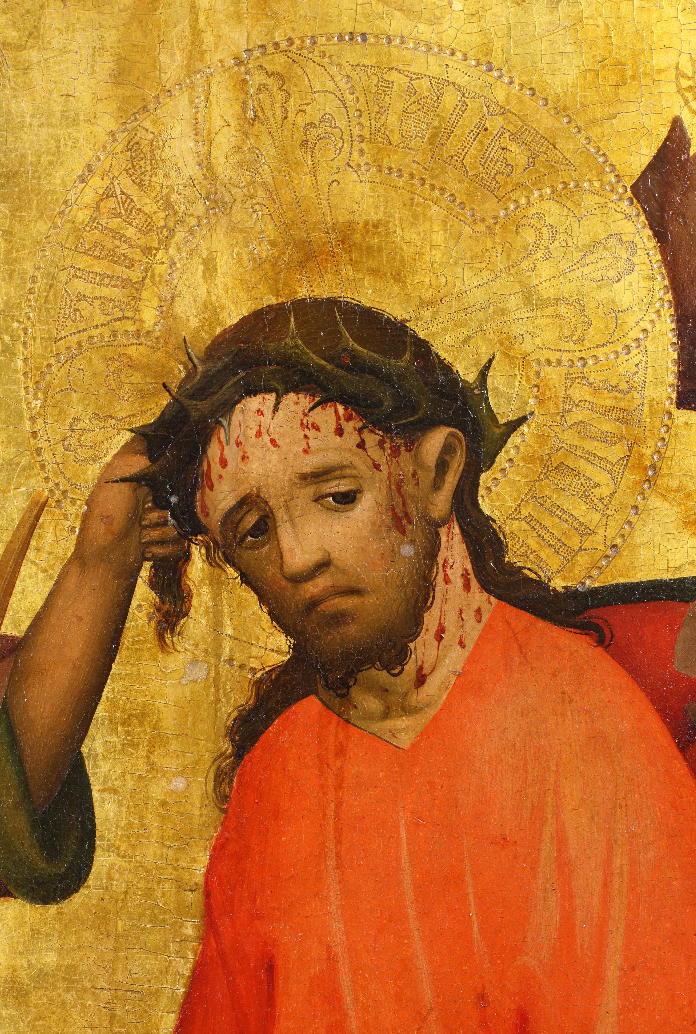 Leiden und Mitleiden: die Passion Christi in der Kunst des Mittelalters