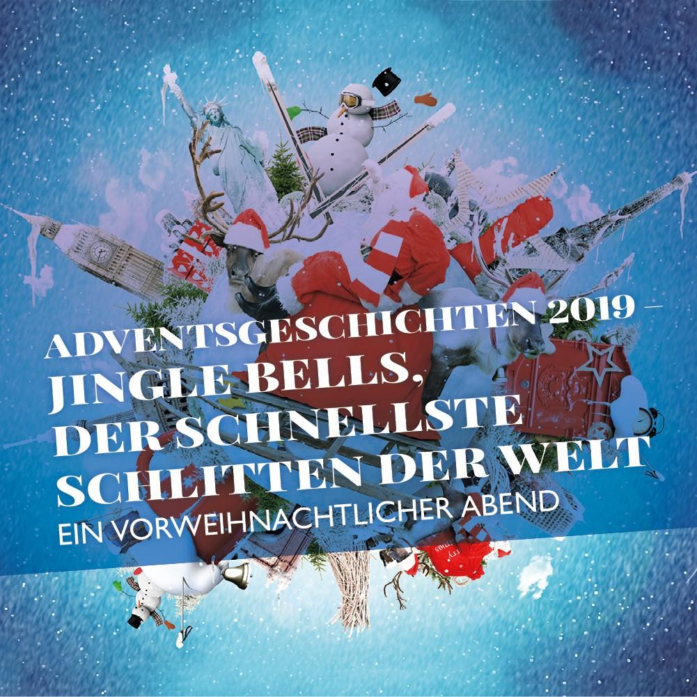 Adventsgeschichten 2019 - Jingle Bells, der schnellste Schlitten der Welt © © LMF