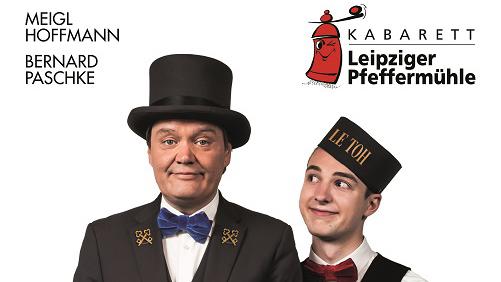 +++ Ersatztermin+++ Kabarett Leipziger Pfeffermühle