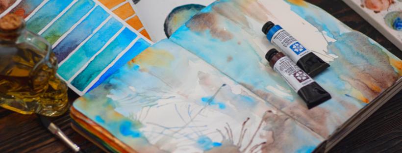 Künstler-Workshop: Urban Sketching. Malerisches Skizzieren