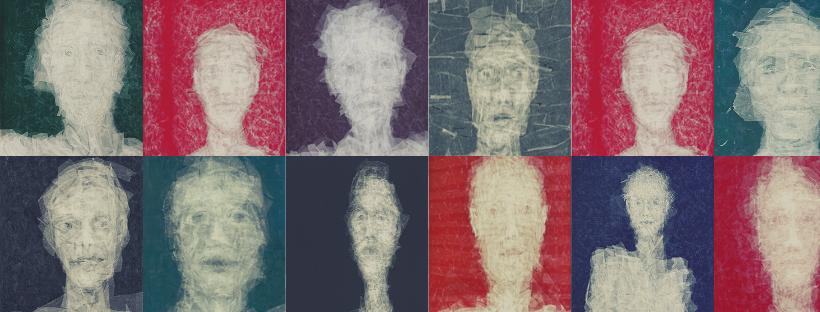 Künstler-Workshop: Zarte Köpfe. Portraitcollagen aus feinem Pergamin