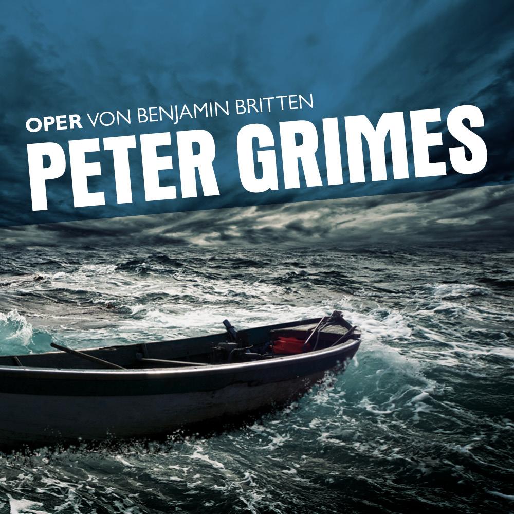 PETER GRIMES © Mecklenburgisches Staatstheater