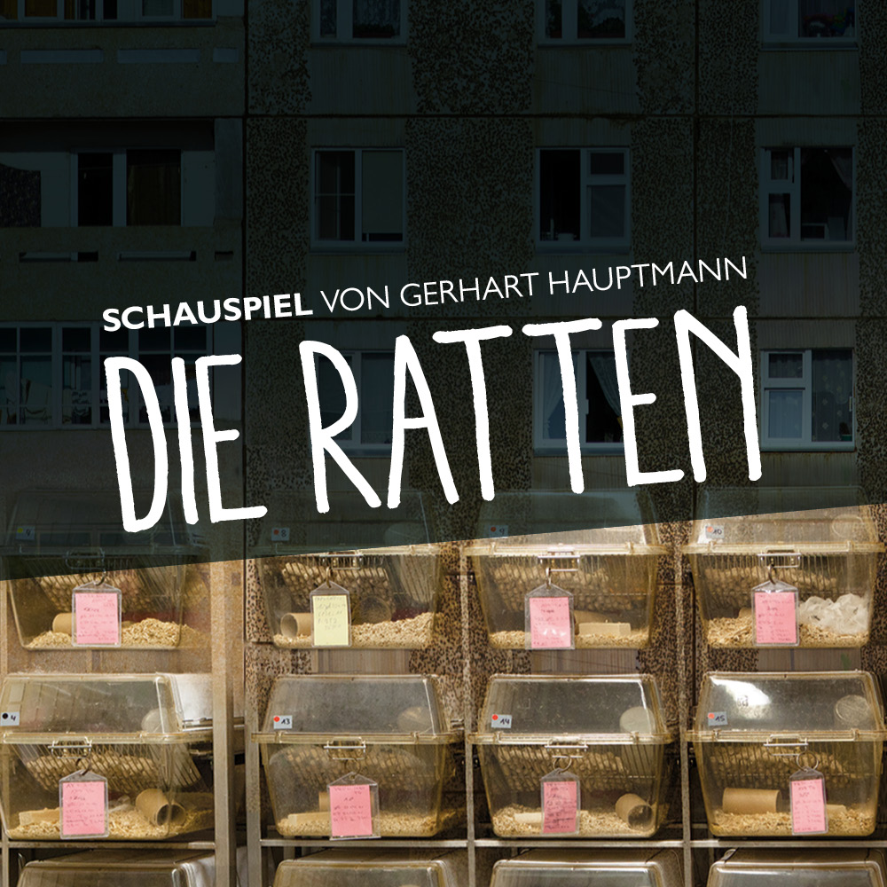 DIE RATTEN © Mecklenburgisches Staatstheater