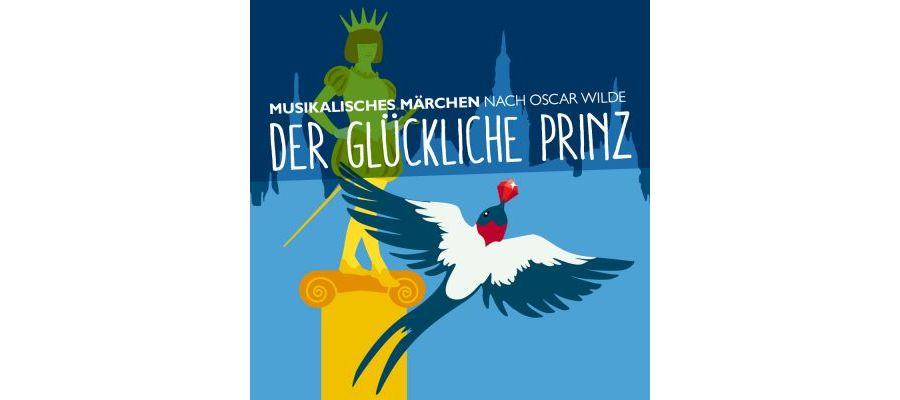 DER GLÜCKLICHE PRINZ © www.mecklenburgisches-staatstheater.de